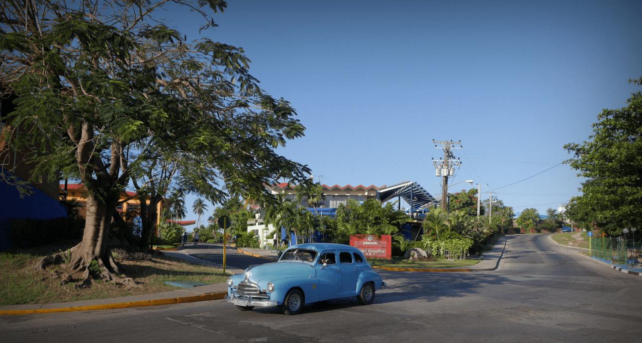 Jour 1 : Paris - Santiago de Cuba (tous les mercredis)
