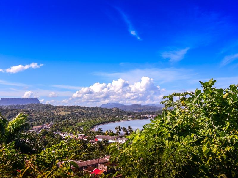 Jour 17 et 18 : Santiago de Cuba - Baracoa (235 KM - environ 04h00)