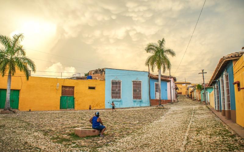 Jour 8, 9 : Cienfuegos - El Nicho - Trinidad (99 KM - environ 02h30)