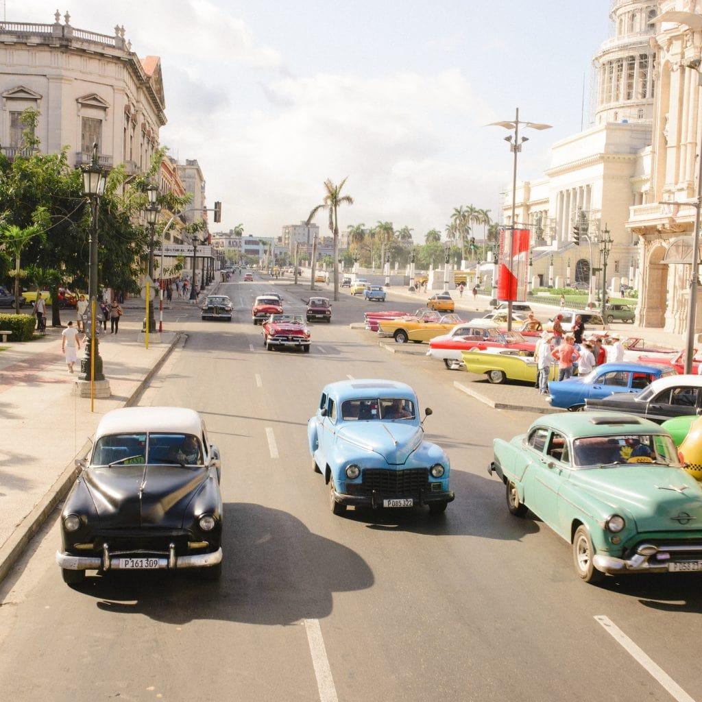 Jour 15 : Varadero - La Havane - Paris