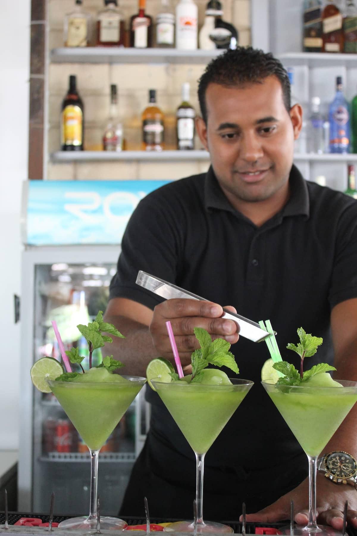 Au programme : Histoire et préparation de cocktails cubains