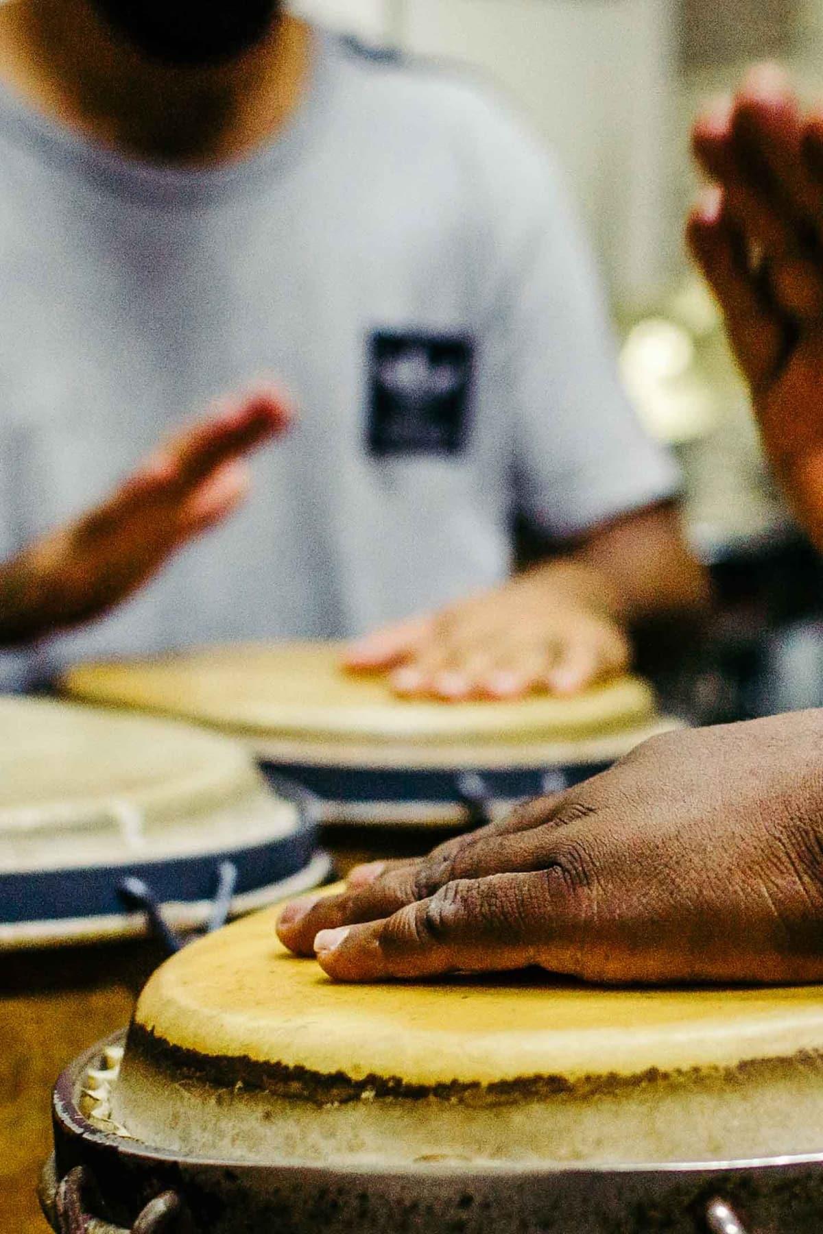 Programme : Cours de musique cubaine