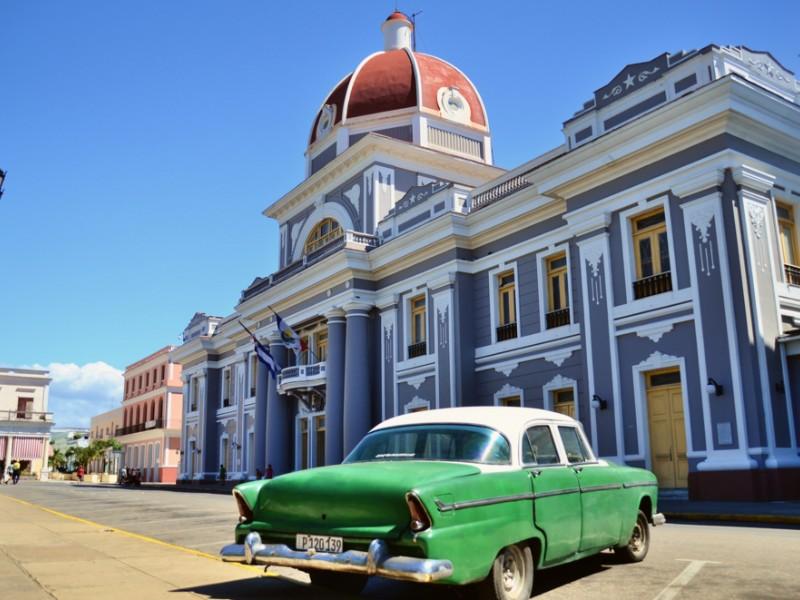 Jour 7 : Playa Larga -  Cienfuegos  (114 KM - environ 01h30)