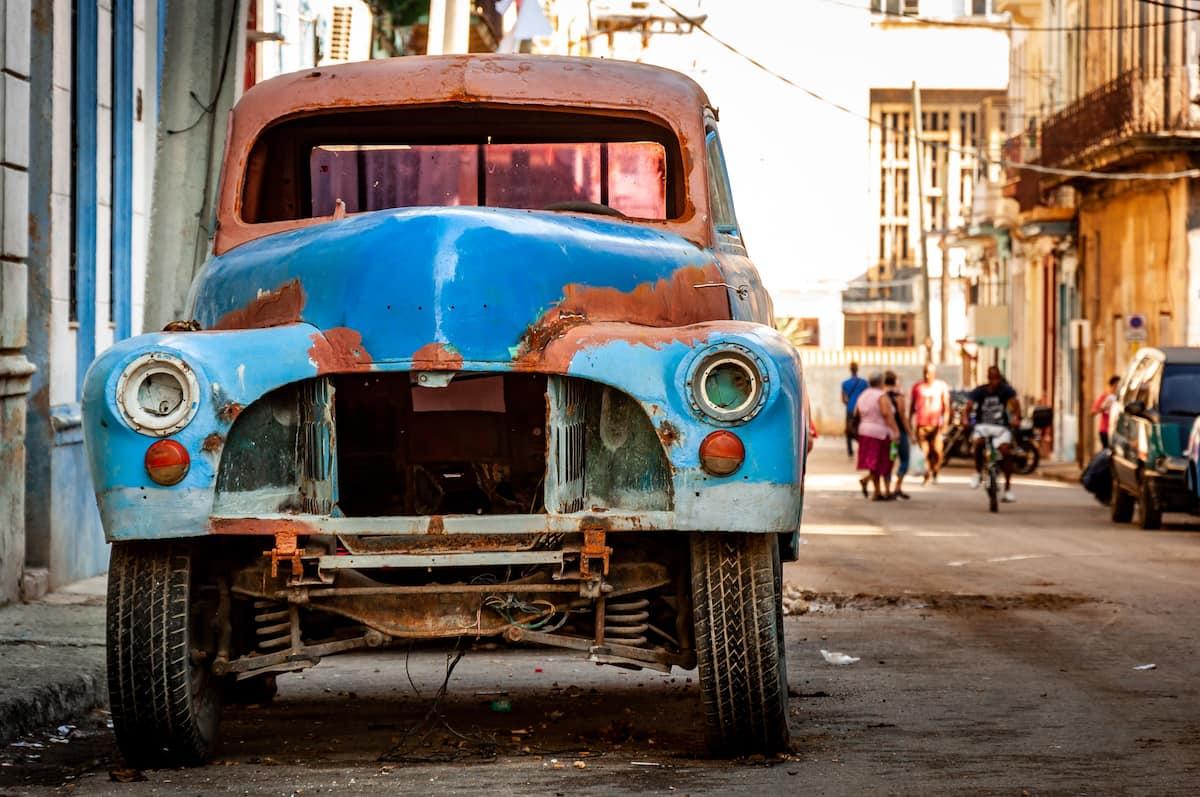 Au Programme : La Havane, entre beauté et délabrement urbain