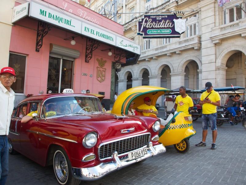Jour 7 et 8 : Cayo Levisa -La Havane ( 176 KM - environ 2h30)