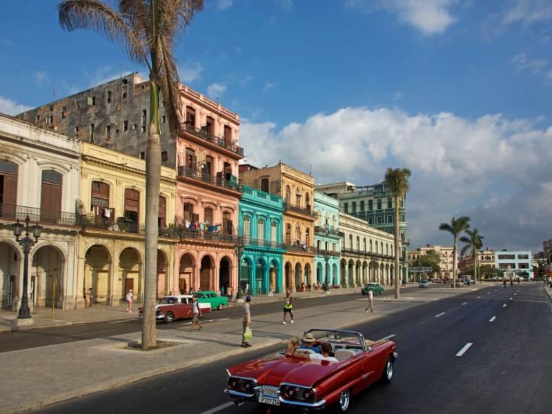 Jour 1 : Paris - La Havane