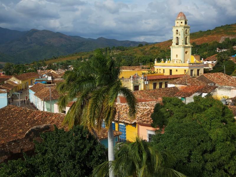 Jour 9, 10 et 11 : Cienfuegos - Trinidad (83 KM - environ 01h30)