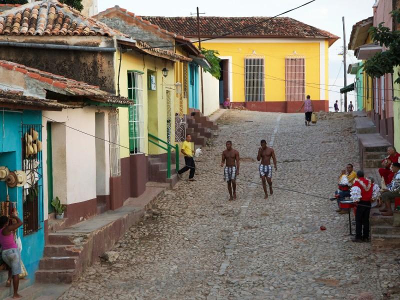 Jour 8, 9 et 10: Cienfuegos - El Nicho - Trinidad (99 KM - environ 02h30)