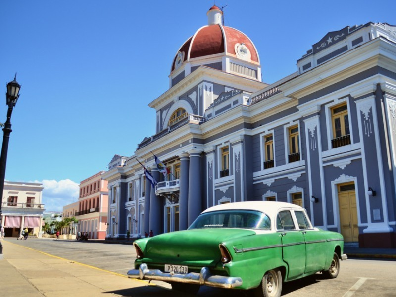 Jour  8 : Playa Larga - Cienfuegos (114 KM - environ 1h30)